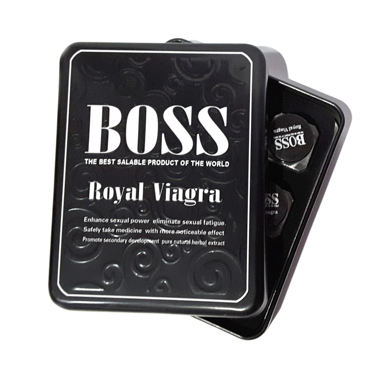 Boss Royal Viagra, 9 флакончиков